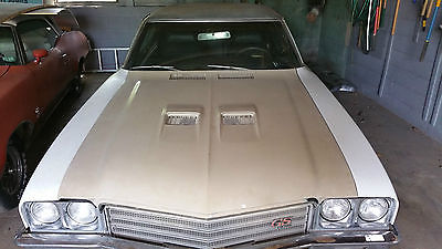 Buick : Skylark GS Stage1 1971 buick gs 455 stage 1