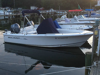 2011 Sea Hunt 20ft Center Console 115 Yamaha