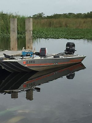 BASS TRACKER WITH 75HP MERCURY ENGINE AND TRAILER NEW TIRES, READY TO GO