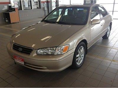 Toyota : Camry LEATHER 2001 toyota camry leather exporters pay no tax interational shipping