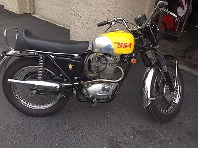 BSA : 441 Victor Special 1970 bsa 441 victor special