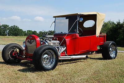 Ford : Model T Bucket Custom Roadster 1923 ford model t bucket roadster t bucket