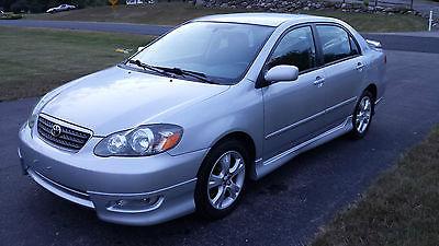 Toyota : Corolla XRS Sedan 4-Door 2005 toyota corolla xrs