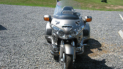 Honda : Gold Wing 2008 honda goldwing california side car trike