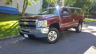 Chevrolet : Silverado 2500 LT 3 672 miles money maker snow plow prep pkg 2500 hd lt leer cap