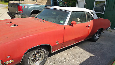 Buick : Skylark convertible GS 1971 buick gs convertible all original and solid very low miles, 1