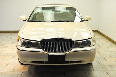 Lincoln Town Car Cartier Sedan 4 Door Cars For Sale In New Jersey