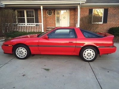 Toyota : Supra Turbo Hatchback 2 Door 1990 Toyota Supra Turbo Hatchback 2  Door 3.0