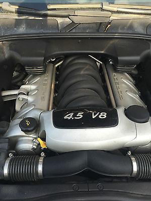 Porsche : Cayenne Cayenne S Titanium 4.5L V8 2005 porsche cayenne s sport utility 4 door 4.5 l