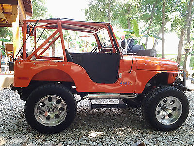 Jeep : CJ Previously Levi's before paint Antique/ Classic 1978 Jeep CJ5