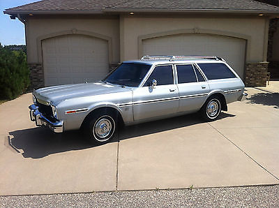 Dodge : Other Aspen Wagon 1977 dodge aspen wagon 1 owner 37 years no winters no rust exc cond all docs