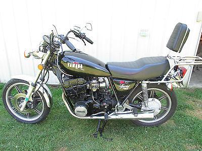 Yamaha : XS 1978 yamaha xs 750 triple vintage antique ahrma acr xs 750 special low rider