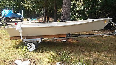 15 ft Wood Boat