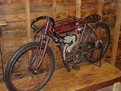 Custom Built Motorcycles : Other board track racer cafe racer indian antique motorcycle harley davidson ducati