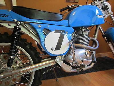 Other Makes : Rickman Triumph 250 Vintage RICKMAN Triumph Motocross Bike / Rickman MX Triumph / Rickman Motocross