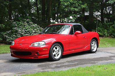 Mazda : MX-5 Miata Base  1999 mazda miata mx 5 only 67 k miles