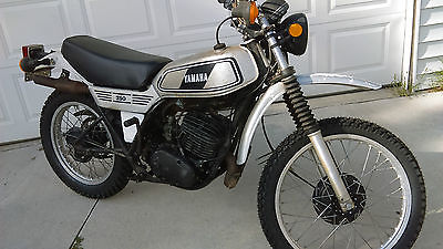 Dt 250 enduro motorcycles for sale for Yamaha dt 250 for sale