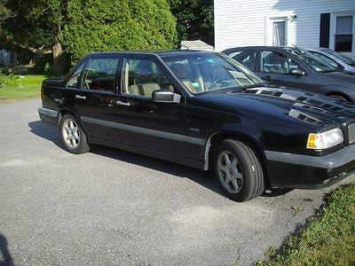 Volvo : 850 GLT 1995 volvo 850 glt sedan 4 door 2.4 l