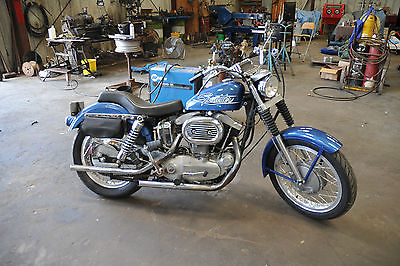 American Classic Motors : SPORTSTER 1969 harley davidson xlch sporster