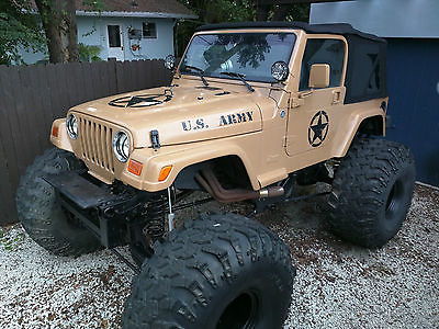 1997 Jeep Wrangler Tj Cars for sale