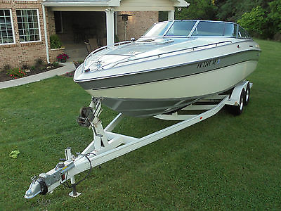 1990 CHRIS CRAFT 245 LIMITED