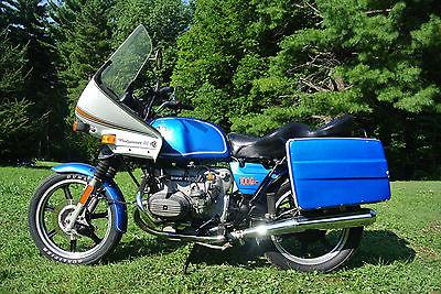 BMW : R-Series 1977 bmw r 100 r 100 7 s airhead