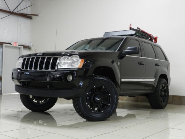 Jeep : Grand Cherokee 4dr Limited JEEP GRAND CHEROKEE LIMITED LIFTED NAVI SUNROOF TOW HEATED SEATS