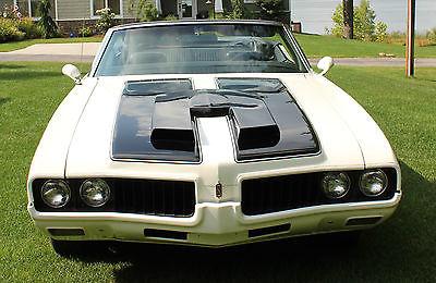 Oldsmobile : Cutlass Cutlass Convertible 1969 oldsmobile cutlass convertible
