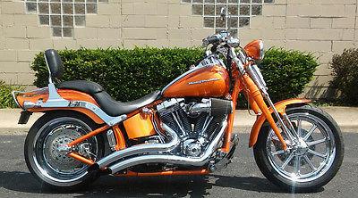 Harley-Davidson : Softail 2008 harley davidson fxstsse 2 softail springer cvo screamin eagle 110
