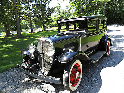 Pontiac : Other straight 6 1931 pontiac 6 original interior lots of fun for a 85 year old car