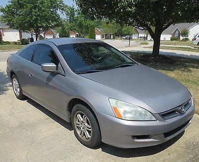 Honda : Accord CP 2006 Honda Accord Coupe