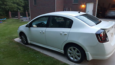 Nissan : Sentra SR Sedan 4-Door 2012 nissan sentra sr sedan 4 door 2.0 l