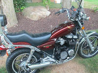 Honda : CB Honda Nighthawk550