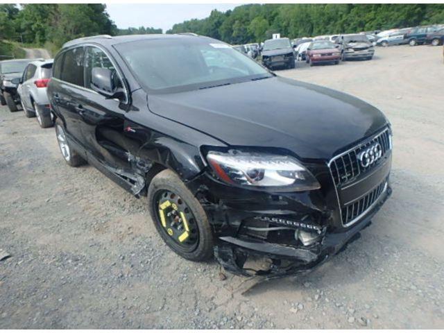 Audi : Q7 quattro 4dr 2013 audi q 7 quattro 4 dr 4 x 4