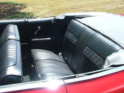 Ford : Galaxie Galaxie 500 1967 ford galaxie 500 convertible, 2