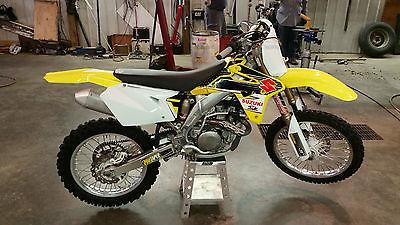Suzuki : RM-Z 2007 suzuki rmz 450 great condition rekluse clutch