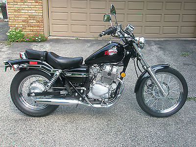Honda : Rebel 1999 Honda Rebel Cmx 250 C Motorcycle