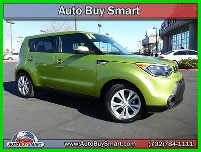 Kia : Soul PLUS MODEL **BACK TO SCHOOL SAVINGS** 2014 used 2 l automatic fwd hatchbach economical green