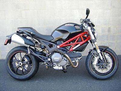 Ducati : Monster Ducati Monster 796 Black NEW