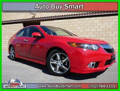 Acura : TSX **BACK TO SCHOOL SPECIAL!!**ECONOMICAL** 2012 2.4 used 2.4 l automatic fwd sedan moonroof premium ave