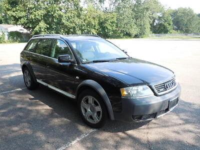 Audi : Allroad 2004 audi allroad quattro 5 door wagon