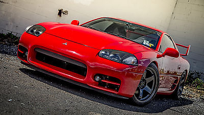 Mitsubishi : 3000GT VR4 1999 mitsubishi 3000 gt vr 4 148 of 287 cleanest example available super rare