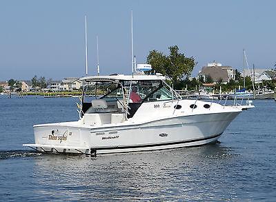 Wellcraft 330 Coastal   33'