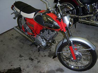 Yamaha : Other 1966 yamaha yl 1 100 cc twin jet