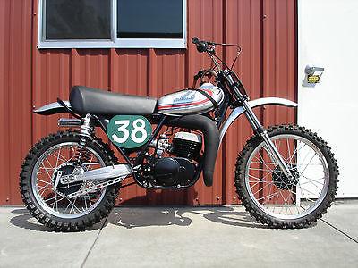 Yamaha : YZ 1979 yamaha yz 250