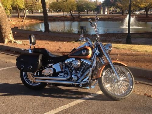 2008 Harley Davidson Fat Boy