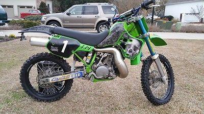 Kawasaki : KX kx500 Kawasaki KX 500 Dirt Bike