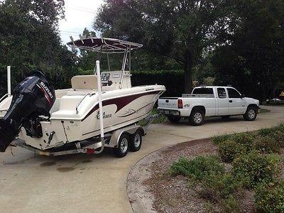 2013 Carolina Skiff Sea Chaser 2200CC