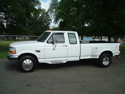 ford f350 xlt extended cab pickup 2 door cars for sale. Black Bedroom Furniture Sets. Home Design Ideas