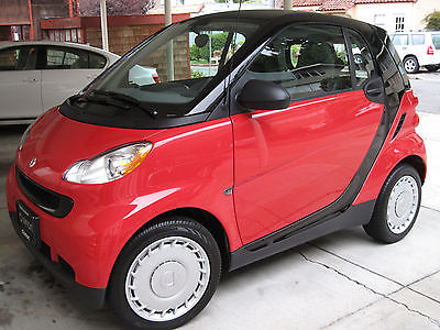 Other Makes : Fortwo Pure Coupe 2-Door 2009 smart fortwo pure coupe 2 door 1.0 l 24 500 mi